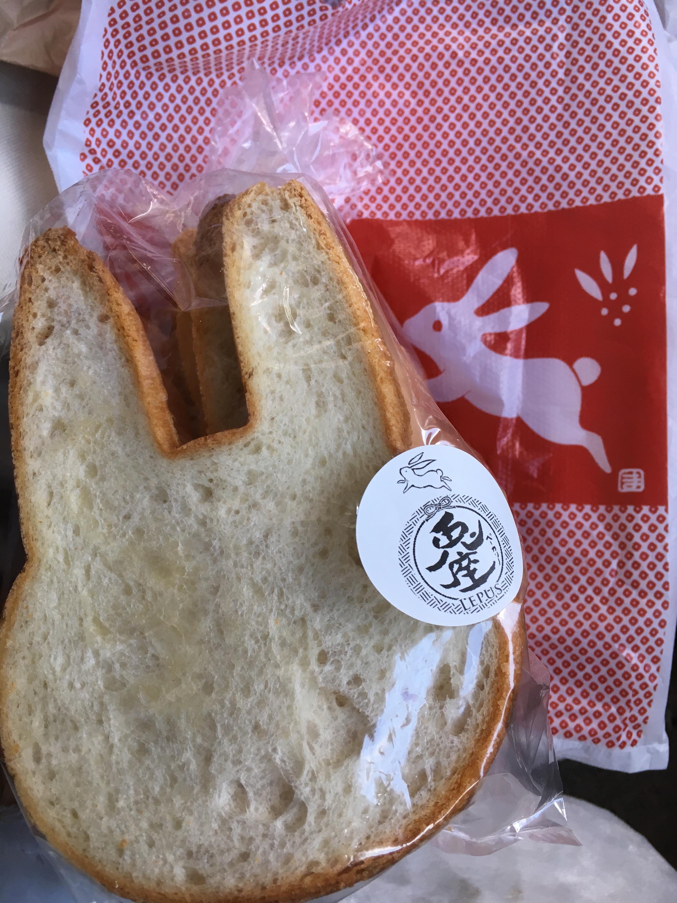うさぎパン