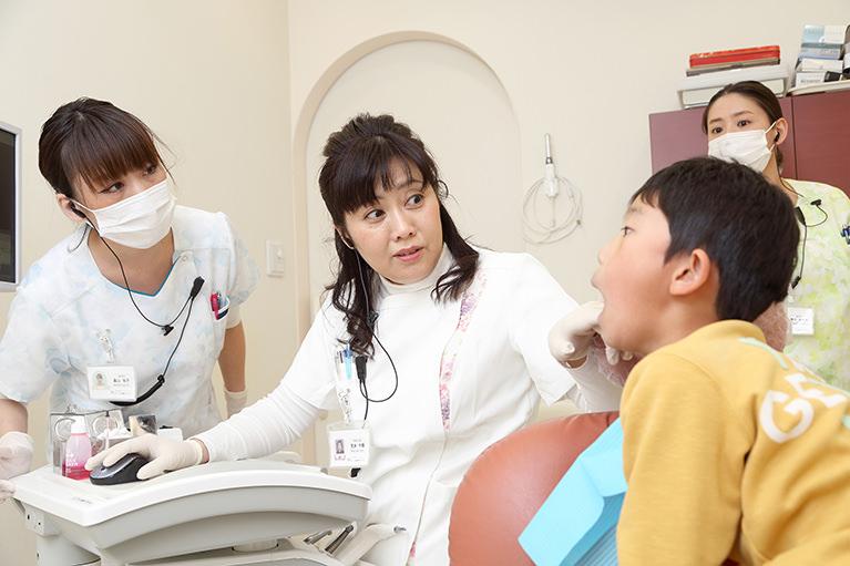 「歯科医師になってもらいたい」父の熱い思いに感化されました